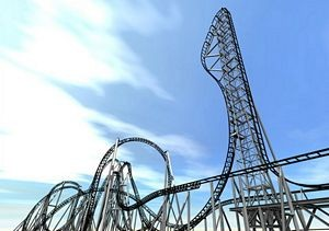 Takabisha, il roller coaster (montagne russe) più ripido al mondo
