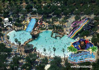 Carrisiland Resort parco acquatico