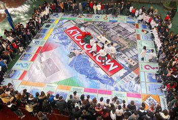 Monopoli gigante per i 42 anni di Italia in Miniatura a Rimini