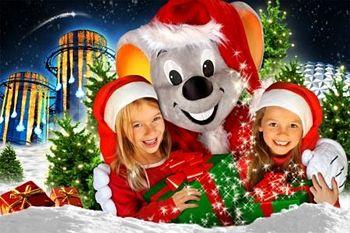 Natale al parco divertimenti Europa Park
