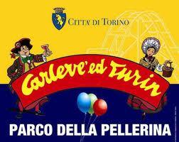 Luna park a Torino, giostre al parco della Pellerina per carnevale