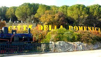 Parco Città della Domenica a Perugia