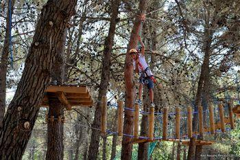 Parco dei Briganti, parco avventura a Santeramo