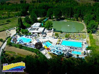 parco acquatico Acquamania a Marciano di Romagna