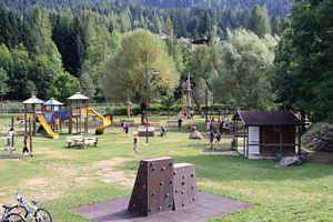parchi giochi in Trentino