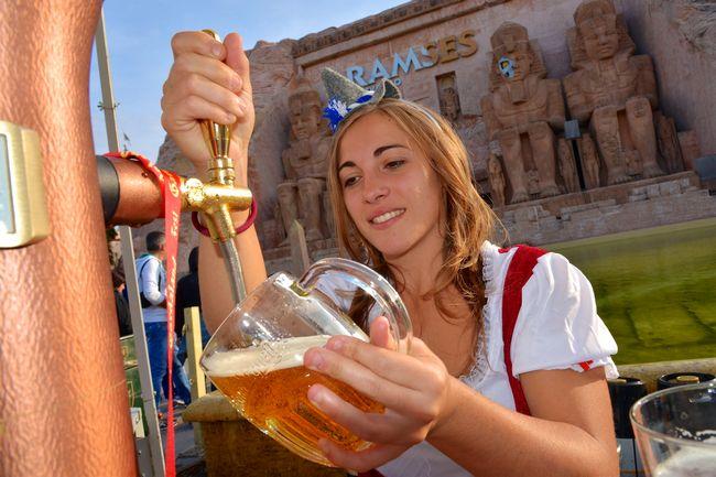 Festa della birra a Gardaland