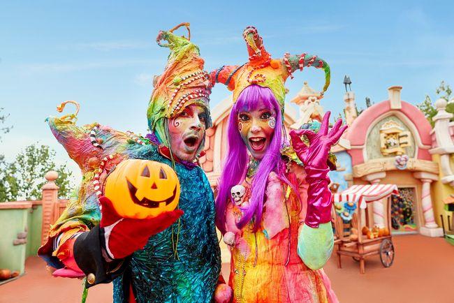 Halloween a PortAventura