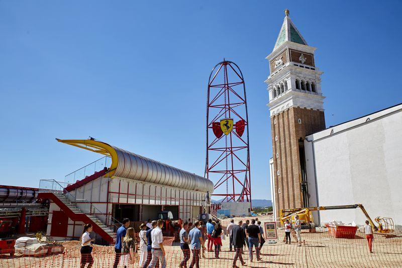 FerrariLand, il nuovo parco a tema Ferrari di Portaventura