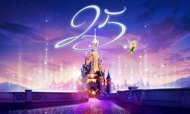 Disneyland Paris 25 Anniversario