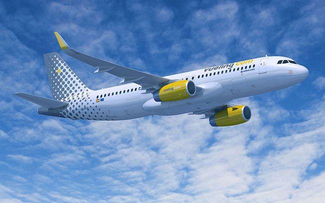 Voli low cost Voueling per Parigi e Disneyland Paris