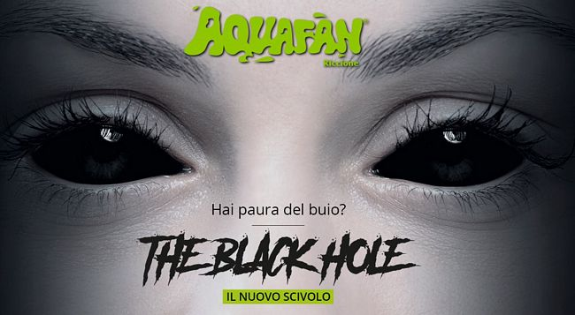 Black Hole, novità 2017 di Aquafan