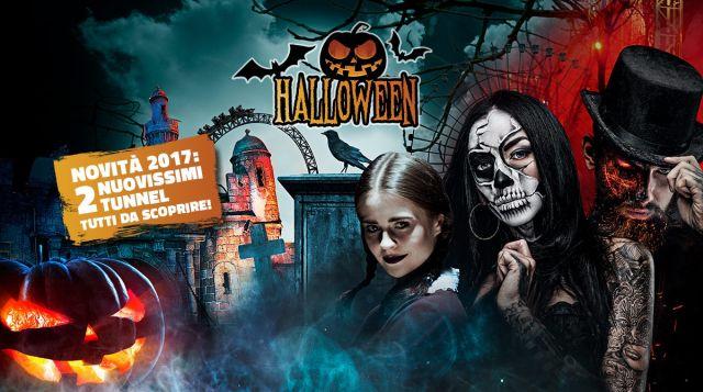 horror zone per halloween a Mirabilandia