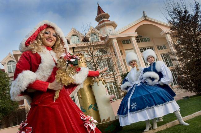 Gardaland Hotel a Natale
