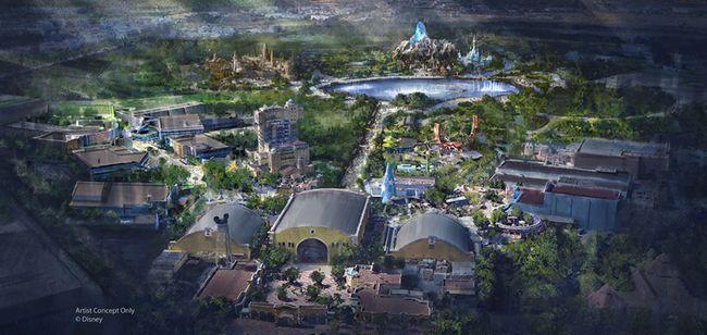 espansione Disney Studios a Disneyland Paris