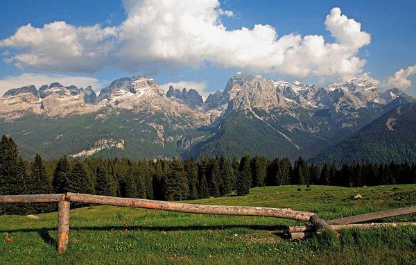 Dolomiti del Brenta in Trentino