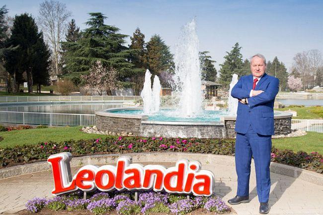 Giuseppe Ira, presidente di Leolandia e dei Parchi permanenti italiani