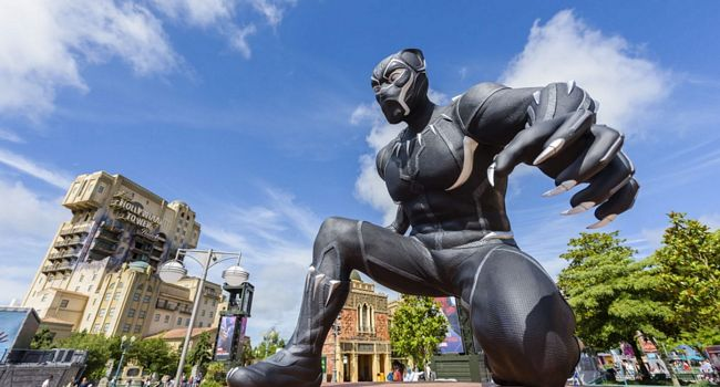 Supereroi Marvel ai Disney Studios di Disneyland Paris