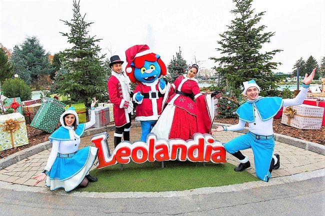 Natale a Leolandia