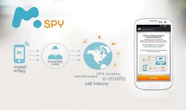 mSpy: l'app parental control per smartphone android