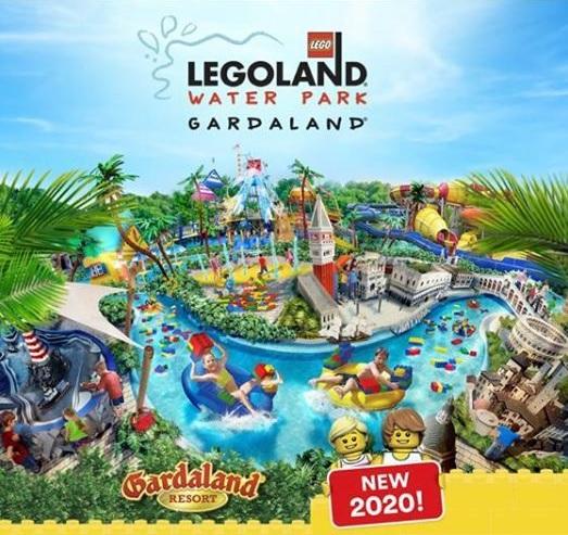 Gardaland Legoland Water Park 2020