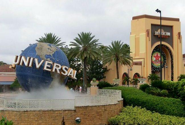 Ingresso degli Universal Studios a Orlando