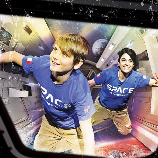 Space Mission Mars: nuovo simulatore di viaggi spaziali a Movieland