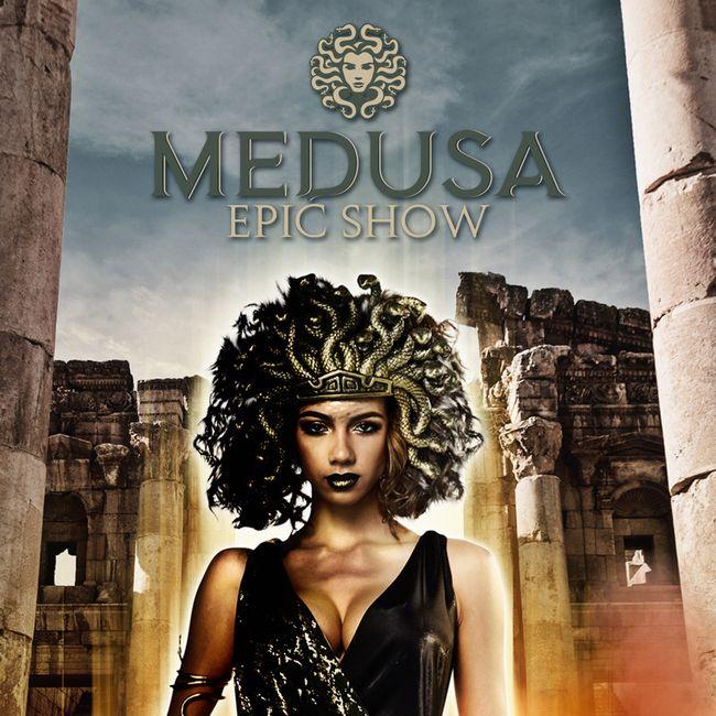 Medusa Epic Show: nuovo spettacolo 2020 di Movieland