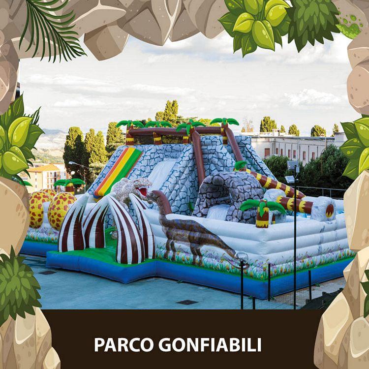 Il parco gonfiabili Pifferaio Magico in Sicilia