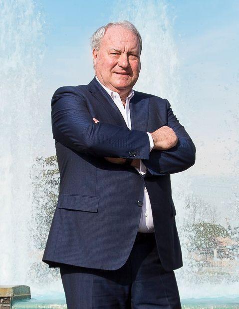 Giuseppe Ira, presidente associazione parchi permanenti italiani
