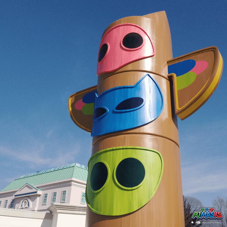 Leolandia novità 2020: nuova area tematica PJ Masks City