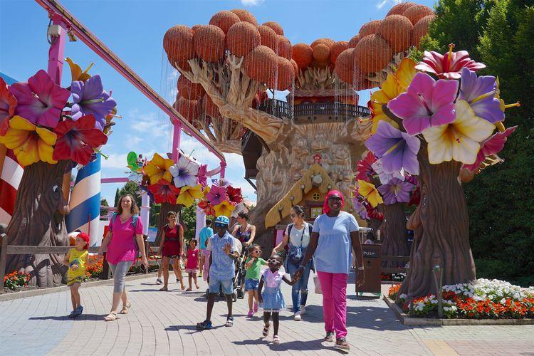 Area per bambini Fantasy Kingdom