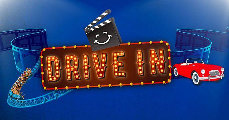 Drive In a Cinecittà World