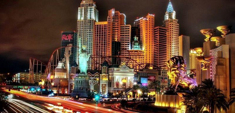 Hotel New York a Las Vegas