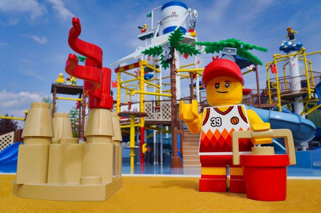 Playground del Nuovo Gardaland Legoland Water Park