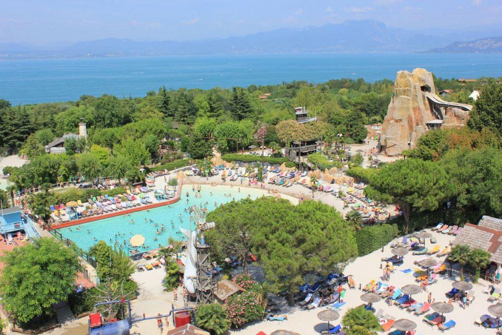 Piscine e scivoli di Caneva Aquapark: il parco acquatico di CanevaWorld Resort