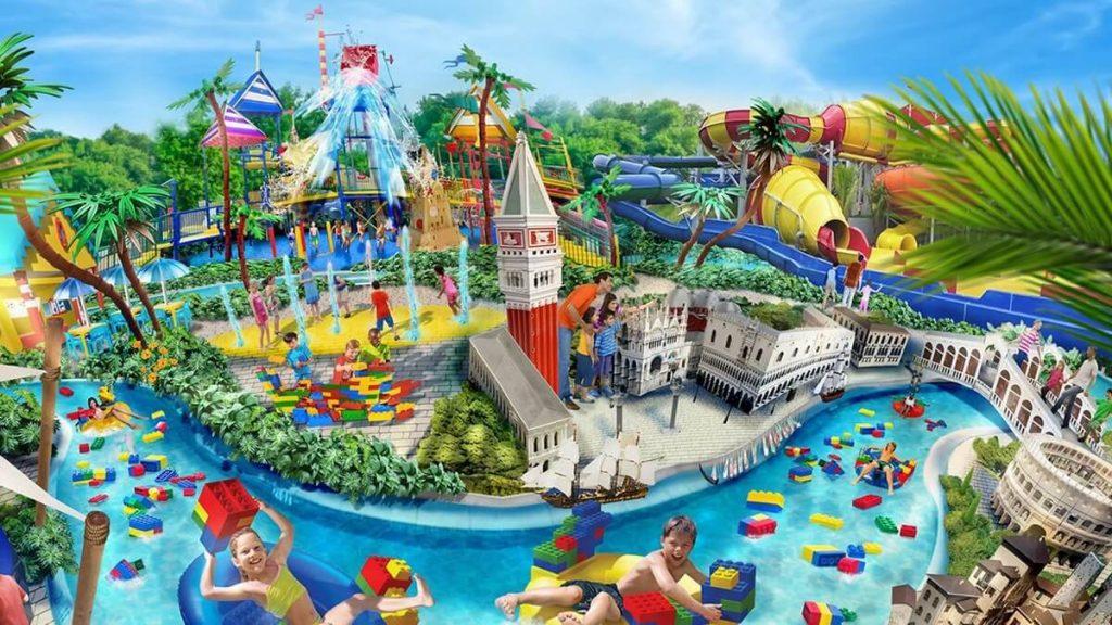 Legoland Water Park di Gardaland Resort