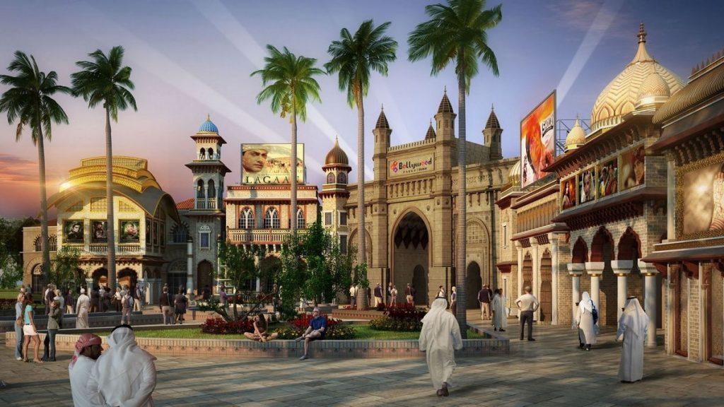 Parco Tematico Bollywood a Dubai