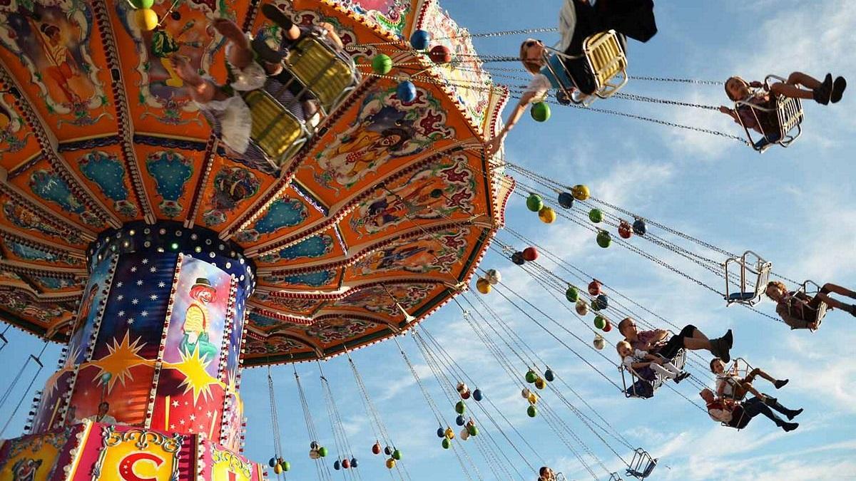 Giostre Chieri Sconti Giostre Luna Park Di Chieri
