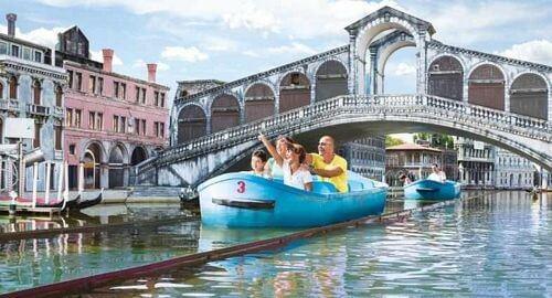Cartina Dell Italia In Miniatura.Italia In Miniatura 2021 Prezzi Offerte Biglietti Orari