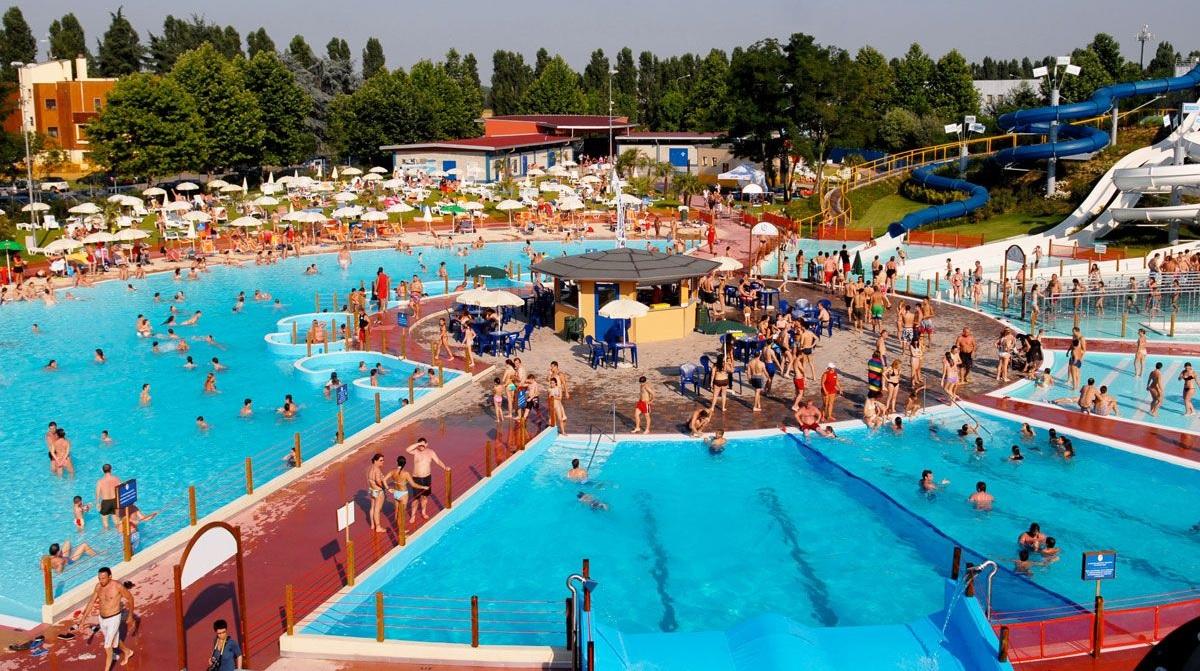 Acquapark pantigliate parco acquatico pantigliate - Piscina san giuliano milanese ...