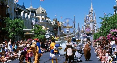 Disney World a Orlando - Florida